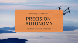 Precision autonomy year in review banner