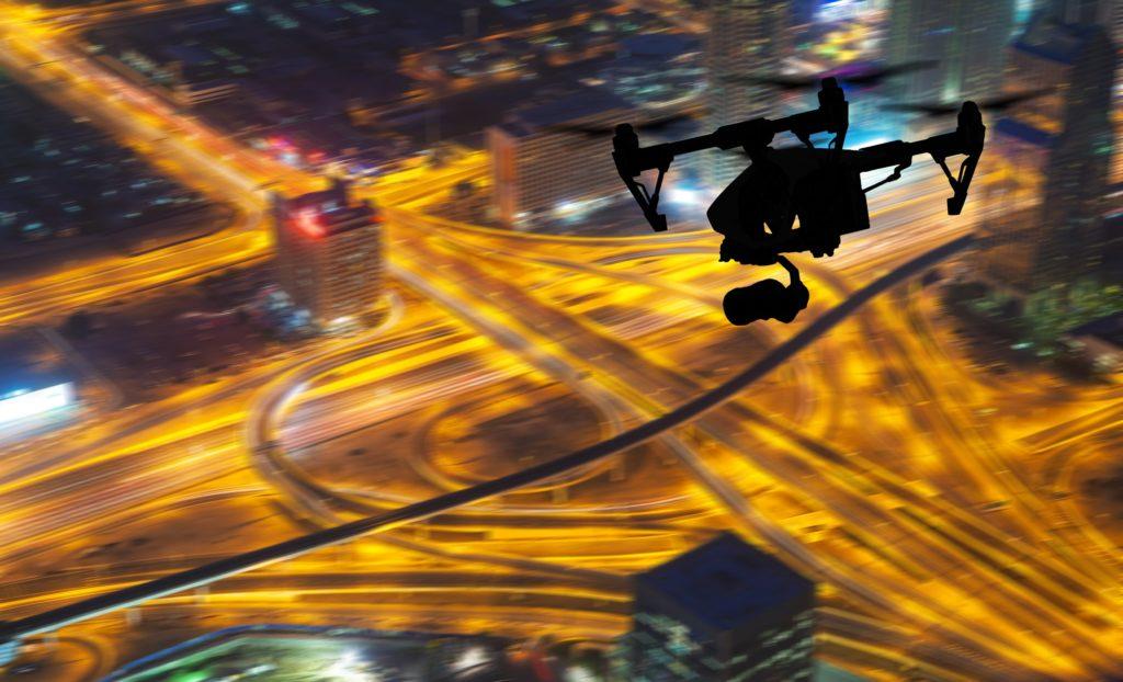 Drones as autonomous technology
