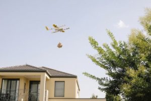 Drone package deliveries and the future of drone technology